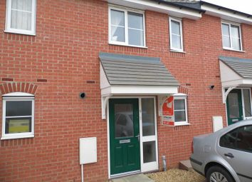 Thumbnail 2 bed terraced house to rent in Hexham Avenue, Bourne
