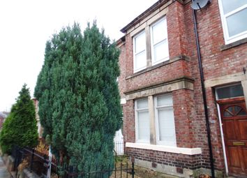 Thumbnail 1 bed flat to rent in Claremont North Avenue, Gateshead