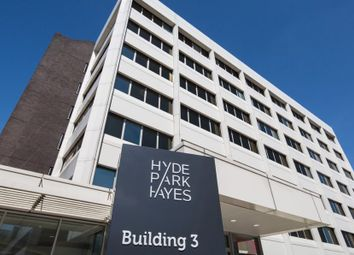 Office to let in Buildings 3, Hyde Park, Hayes, Middlesex, 4 Az UB3