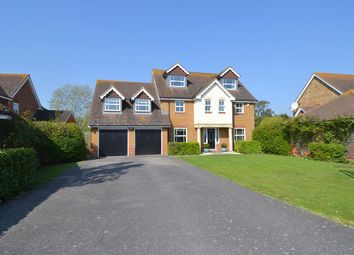 5 bed detached house for sale in Birkdale Close, Molehill Road, Chestfield, Whitstable CT5