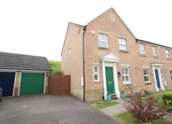 Thumbnail 3 bedroom property for sale in Doulton Close, Church Langley, Harlow