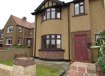 Thumbnail 3 bed semi-detached house to rent in Belgravia Road, Onchan, Isle Of Man