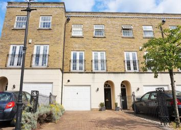Thumbnail 4 bed terraced house for sale in Chadwick Place, Surbiton