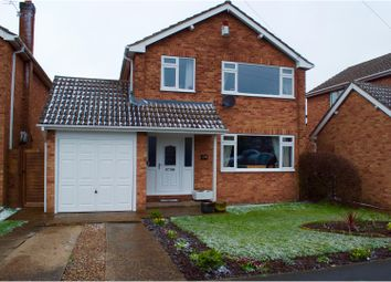 Thumbnail 3 bed detached house for sale in Ravendale Road, Gainsborough