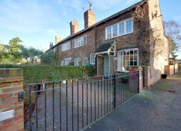 Thumbnail 3 bed end terrace house for sale in Main Street, Escrick, York