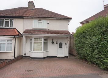 Thumbnail 3 bed semi-detached house for sale in Farley Road, Erdington, Birmingham