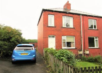 Thumbnail 2 bedroom semi-detached house for sale in Crescent, Kirkburton, Huddersfield