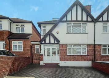 Thumbnail 4 bed semi-detached house for sale in Ferrymead Gardens, Greenford
