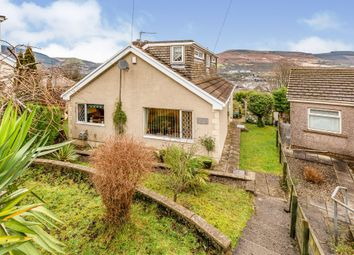 Thumbnail 3 bed detached house for sale in Pen Yr Ysgol, Maesteg