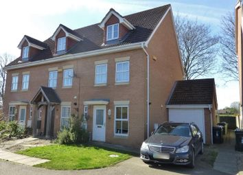 Thumbnail 3 bed semi-detached house for sale in Barmstedt Close, Oakham
