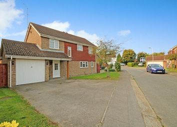Thumbnail 4 bed detached house for sale in Crouchview Close, Wickford
