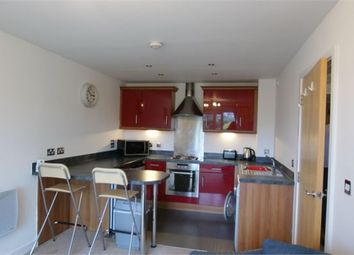 Thumbnail 1 bed flat to rent in Britannia Apartments, Copper Quarter, Swansea