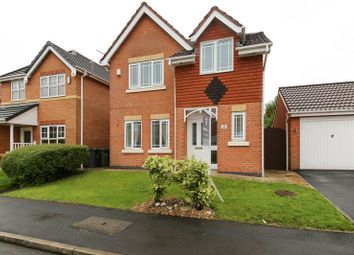 Thumbnail 4 bedroom detached house for sale in Crestfield Grove, Springfield, Wigan