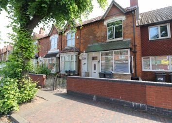 Thumbnail 3 bed terraced house for sale in Rookery Road, Handsworth