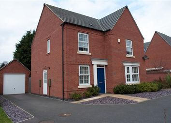 Thumbnail 4 bedroom detached house for sale in Osprey Grove, Hucknall, Nottingham