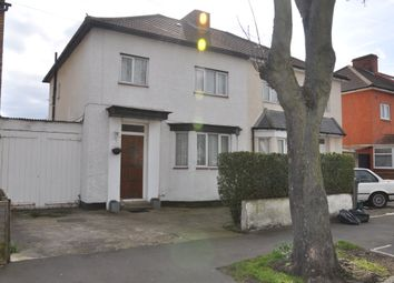 Thumbnail 3 bed semi-detached house for sale in Maswell Park Crescent, Hounsow