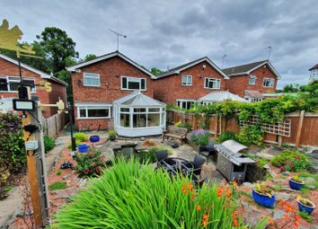 Thumbnail 3 bed detached house for sale in Wigston Lane, Leicester