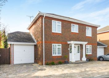 Thumbnail 3 bed detached house for sale in Pasture Close, Lower Earley, Reading