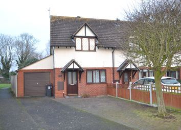 Thumbnail 2 bed end terrace house for sale in The Larches, Newport
