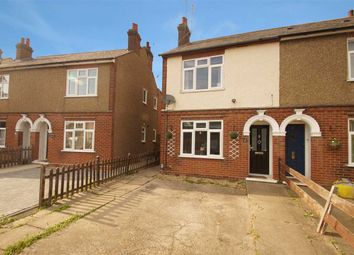 Thumbnail 3 bed semi-detached house for sale in Whitehall Close, Old Heath, Colchester
