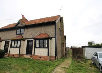 Thumbnail 3 bed semi-detached house for sale in 6 The Street, Cavenham, Bury St Edmunds, Suffolk