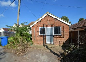 Thumbnail Commercial property for sale in Wing Road, Leysdown-On-Sea, Sheerness