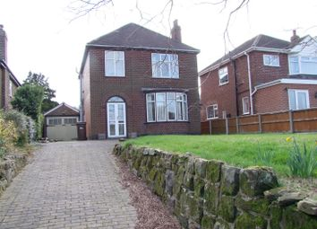 Thumbnail 3 bed detached house for sale in Woods Lane, Stapenhill, Burton-On-Trent