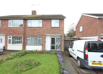 Thumbnail 3 bed semi-detached house for sale in Park Road, Earl Shilton, Leicester