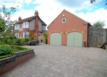 Thumbnail 4 bedroom detached house for sale in Alfreton Road, Newton, Alfreton