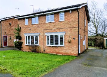 Thumbnail 2 bed property for sale in Carisbrooke Drive, Stafford
