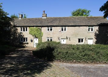 Thumbnail 8 bed barn conversion for sale in Horseshoe, Chunal, Glossop
