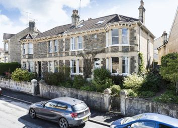 Thumbnail 5 bed semi-detached house for sale in First Avenue, Bath