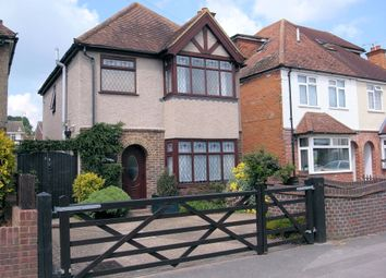 Thumbnail 6 bed detached house to rent in Beckingham Road, Guildford