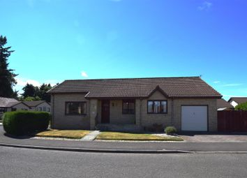 Thumbnail 3 bed bungalow for sale in Glenorchil Crescent, Auchterarder
