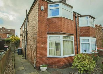 Thumbnail 3 bed semi-detached house for sale in Wentworth Road, Swinton, Manchester
