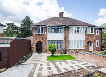 Thumbnail 3 bedroom semi-detached house for sale in Charlton Road, Wembley