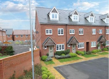 Thumbnail 4 bed town house for sale in Way Field, Leegomery, Telford
