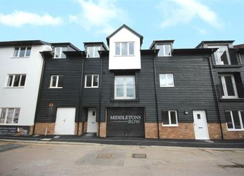 Thumbnail 2 bed flat to rent in Tissimans Court, Basbow Lane, Bishop`S Stortford