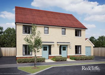 Thumbnail 2 bed semi-detached house for sale in Pickwick Park, Park Lane, Corsham