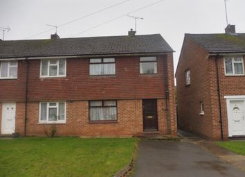 Thumbnail 3 bedroom end terrace house for sale in Langley Croft, Tile Hill, Coventry
