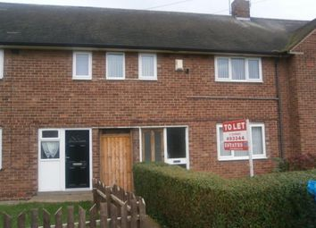 Thumbnail 3 bed terraced house to rent in Wenning Grove, Hull