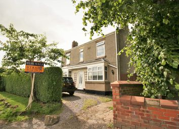 Thumbnail 4 bedroom detached house for sale in Gill Lane, Grassmoor, Chesterfield