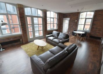 Thumbnail 2 bed flat to rent in Paragon Mill, Redhill Street, Ancoats