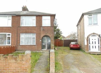 Thumbnail 3 bedroom semi-detached house for sale in Fairfield Road, Ipswich