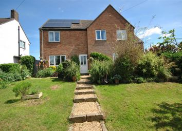 Thumbnail 4 bedroom semi-detached house for sale in West Street, Adstock, Buckingham