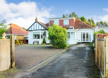 Thumbnail 3 bed detached bungalow for sale in Merthyr Mawr Road, Bridgend