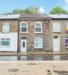 Thumbnail 4 bed terraced house for sale in Llewellyn Street, Pontygwaith, Ferndale, Mid Glamorgan