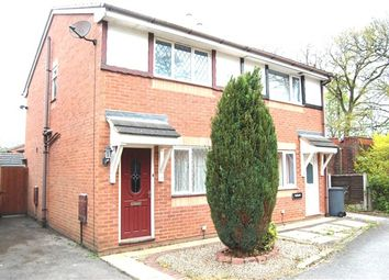 Thumbnail 2 bedroom property to rent in Oaklands Grove, Ashton On Ribble, Preston