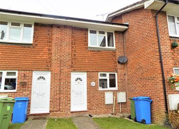 Thumbnail 2 bed terraced house to rent in St Georges Road, Aldershot, Hampshire