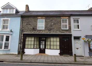 Thumbnail 2 bed detached house for sale in Bridge Street, Lampeter